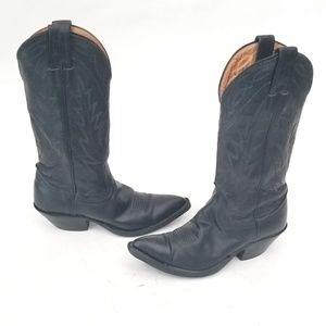 Nocona Western Cowboy Boots - Size 5 B